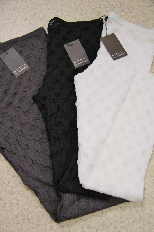 boris lagenlook legging gr 1 2 3 4 aus zartem t ll ebay. Black Bedroom Furniture Sets. Home Design Ideas